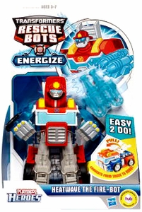 Transformers Rescue Bots Energize Playskool Heroes Action Figure Heatwave The Fire-Bot