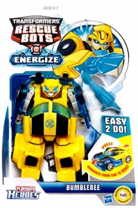 Transformers Rescue Bots Energize Playskool Heroes Action Figure Bumblebee