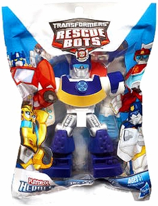 Transformers Rescue Bots Playskool Heroes Mini Figure Chase The Police-Bot [Bagged]