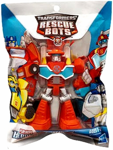 Transformers Rescue Bots Playskool Heroes Mini Figure Heatwave the Fire-Bot [Bagged]