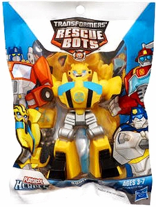 Transformers Rescue Bots Playskool Heroes Mini Figure Bumblebee [Bagged]