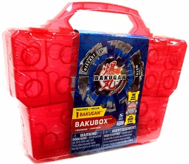 Bakugan Mechtanium Bakubox RED Carry Case