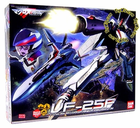 Robotech Macross Bandai Transformable Model Kit 1/72 Scale VF-25F Messiah Valkyrie Alto Custom
