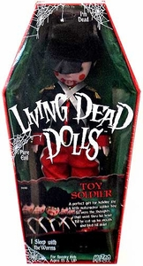 Mezco Toyz Living Dead Dolls Figure Toy Soldier