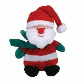 Ty Beanie baby Jingle Beanie Baby Kringles the Jolly Elf