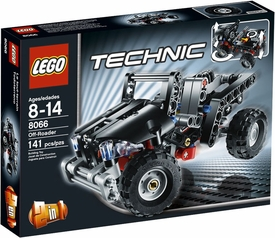 LEGO Technic Set #8066 Off-Roader