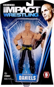 TNA Wrestling Deluxe Impact Series 9 Action Figure Christopher Daniels