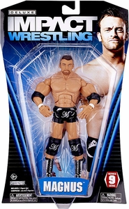 TNA Wrestling Deluxe Impact Series 9 Action Figure Magnus