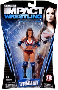 TNA Wrestling Deluxe Impact Series 10 Action Figure Miss Tessmacher
