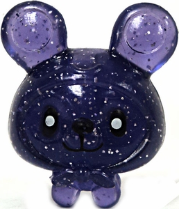 Moshi Monsters Moshlings 1.5 Inch Series 1 Mini Figure Cosmic Scamp [Sparkly Purple]