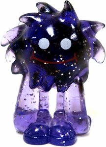 Moshi Monsters Moshlings 1.5 Inch Series 1 Mini Figure Cosmic Flumpy [Sparkly Purple]