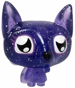 Moshi Monsters Moshlings 1.5 Inch Series 1 Mini Figure Cosmic Lady Meowford [Sparkly Purple]