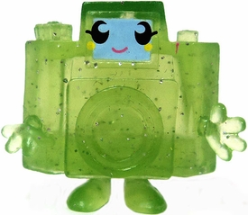 Moshi Monsters Moshlings 1.5 Inch Series 2 Mini Figure Cosmic Holga [Sparkly Green]