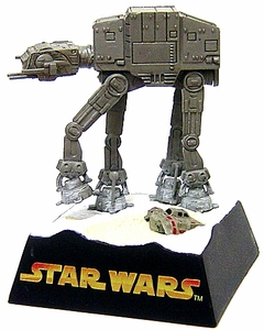 Star Wars Tomy Japanese Diorama PVC Figure AT-AT