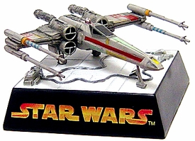 Star Wars Tomy Japanese Diorama PVC Figure X-Wing Starfighter