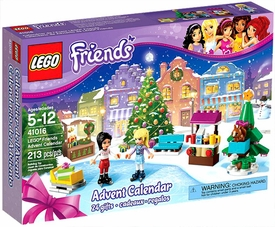 LEGO Friends Set #41016 2013 Advent Calendar