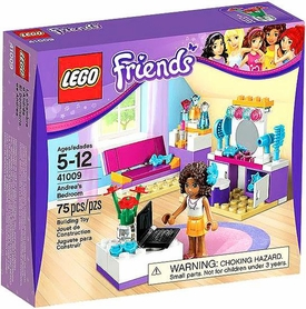 LEGO Friends Set #41009 Andreas Bedroom