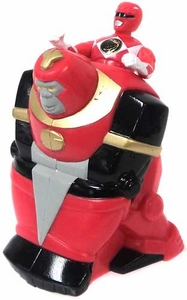 Mighty Morphin Power Rangers Movie LOOSE McDonald's Happy Meal Red Ranger with Ape Ninjazord