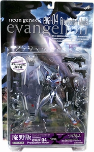 Neon Genesis Evangelion Ultra Poseable Vanishing Eva-04 Production Model