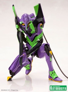 Evangelion Kotobukiya Plastic Model Kit Eva Unit 01  Pre-Order ships March