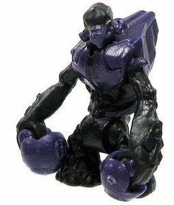 Halo Wars Mega Bloks LOOSE Mini Figure Covenant Purple Grunt with 2 Plasma Grenades