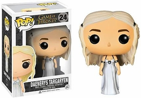 Funko POP! Game Of Thrones Vinyl Figure Daenerys Targaryen [Wedding Dress] Pre-Order ships March