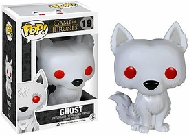 Funko POP! Game Of Thrones Vinyl Figure Ghost Pre-Order ships May