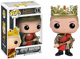 Funko POP! Game Of Thrones Vinyl Figure Joffrey Baratheon  New!