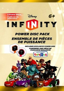 Disney Infinity Exclusive Series 4 Power Disc Pack