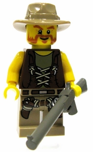LEGO Dino LOOSE Complete Mini Figure Dino Hunter