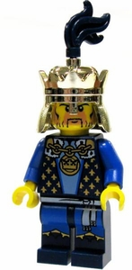 LEGO Castle LOOSE Mini Figure Courtly King