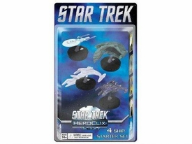 Star Trek HeroClix Tactics Game Starter Set 2