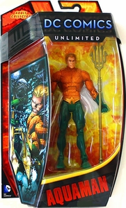DC Comics Unlimited 6 Inch Series 3 Action Figure Aquaman [New 52]