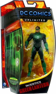 DC Comics Unlimited 6 Inch Series 4 Action Figure Green Lantern [Injustice]