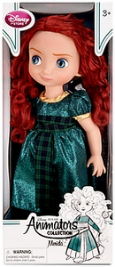 Disney Exclusive Princess Animators Collection 16 Inch Doll Figure Merida