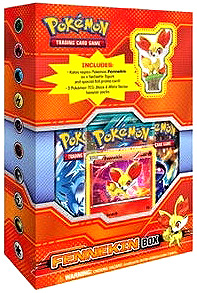 Pokemon Fennekin Box