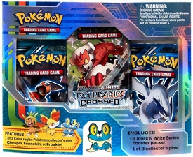 Pokemon Collectors Pin Pack Froakie