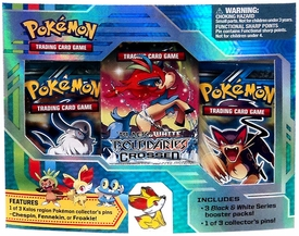 Pokemon Card Game Collectors Pin Pack Fennekin