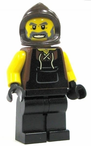 LEGO Castle LOOSE Complete Human Mini Figure Blacksmith