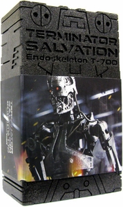 Hot Toys Terminator: Salvation 12 Inch Action Figure T-700