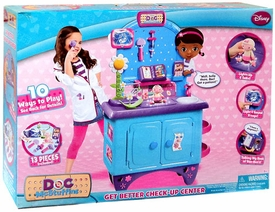 Disney Doc McStuffins Playset Get Better Check-Up Center