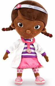 Disney Doc McStuffins EXCLUSIVE 12.5 Inch Plush Doc McStuffins [PLUSH Nose]