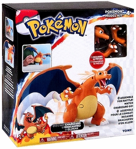 Pokemon TOMY Battle Action 8 Inch Motorized Figure  Charizard