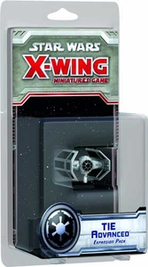 Star Wars X-Wing Miniatures TIE Advanced Expansion Pack