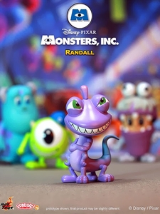 Monsters, Inc. Hot Toys 3 Inch Mini Cosbaby Figure Randall Pre-Order ships March