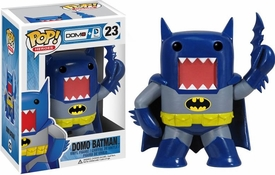 Funko POP! Heroes Domo DC Vinyl Figure Domo Batman [Blue Suit]