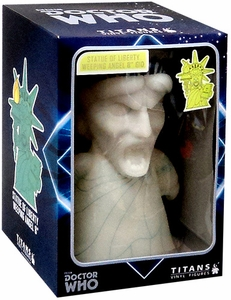 Doctor Who Titans NYCC 2013 New York Comic-Con Exclusive 8 Inch Vinyl Figure Weeping Angel [Statue of Liberty]