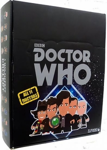 Doctor Who Series 3 Titans Vinyl Mini Figure Mystery Box [20 Packs]