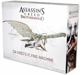 NECA Assassin's Creed Brotherhood Exclusive Vehicle Davinci's Flying Machine [Figure NOT Included!]