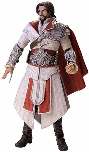 NECA Assassin's Creed: Brotherhood Exclusive Action Figure Ezio IVORY [UNhooded]
